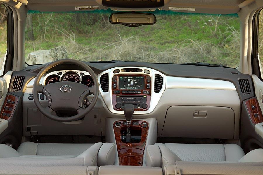 2006 Toyota Highlander Hybrid >> 2006 Toyota Highlander Reviews, Specs and Prices | Cars.com