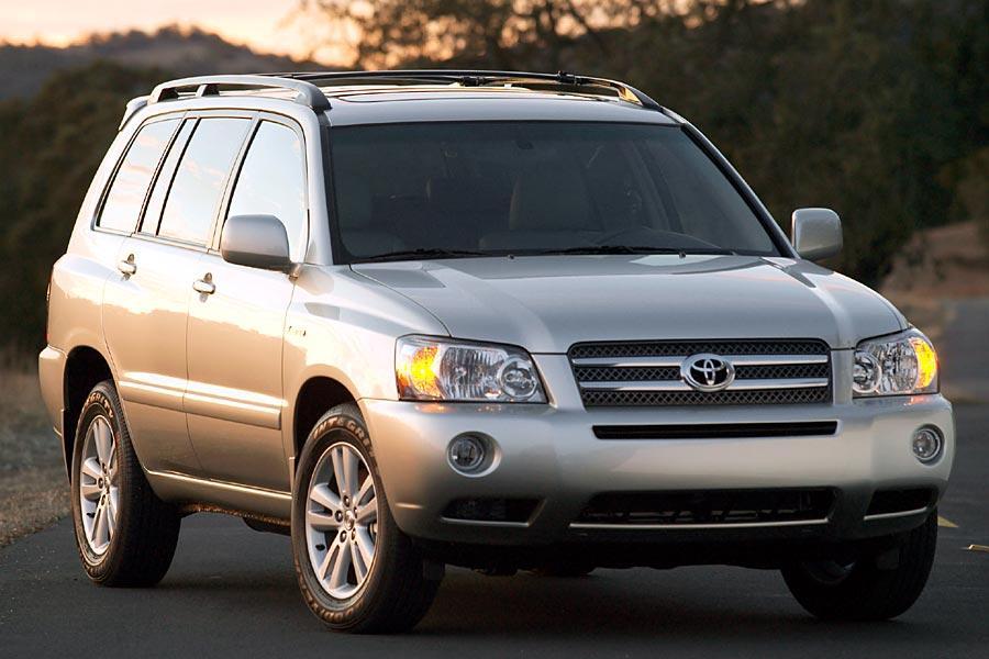 2006 Toyota Highlander Photo 4 of 13