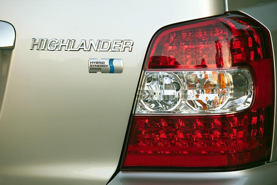 2006 Toyota Highlander Photo 6 of 13