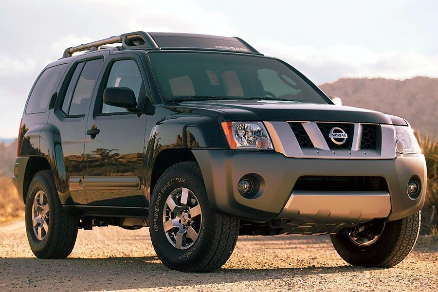 2005 Nissan Xterra Photo 1 of 9