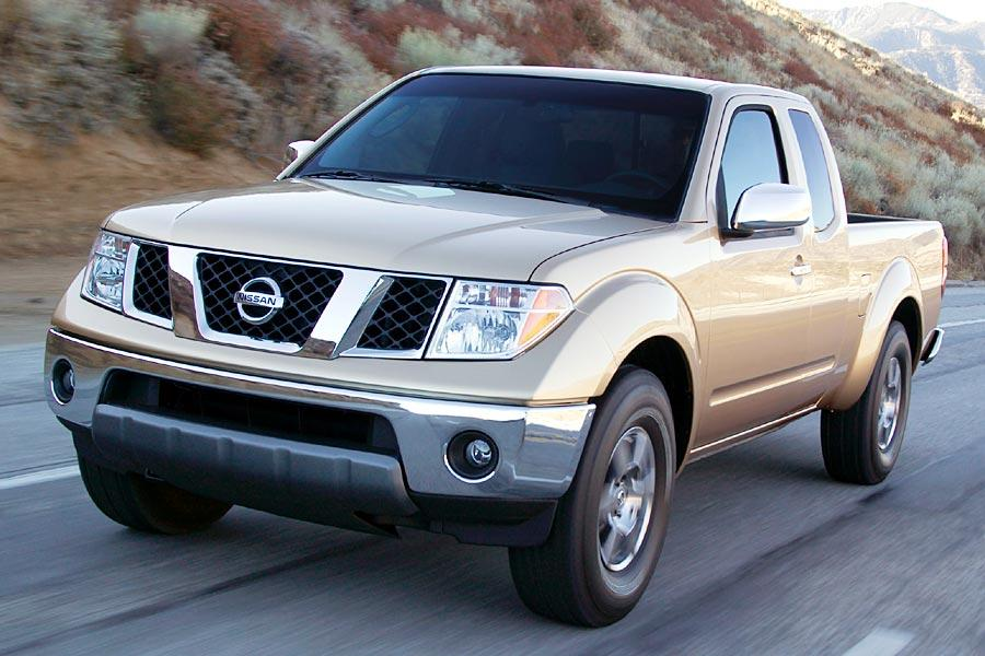 2005 Nissan Frontier Photo 1 of 15