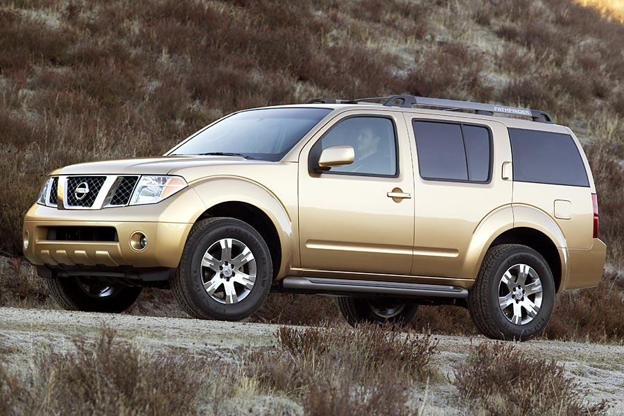 2005 Nissan Pathfinder Photo 3 of 8