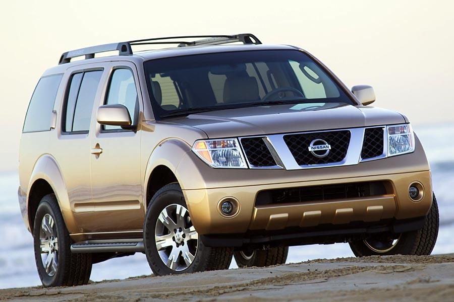 2005 Nissan Pathfinder Photo 1 of 8