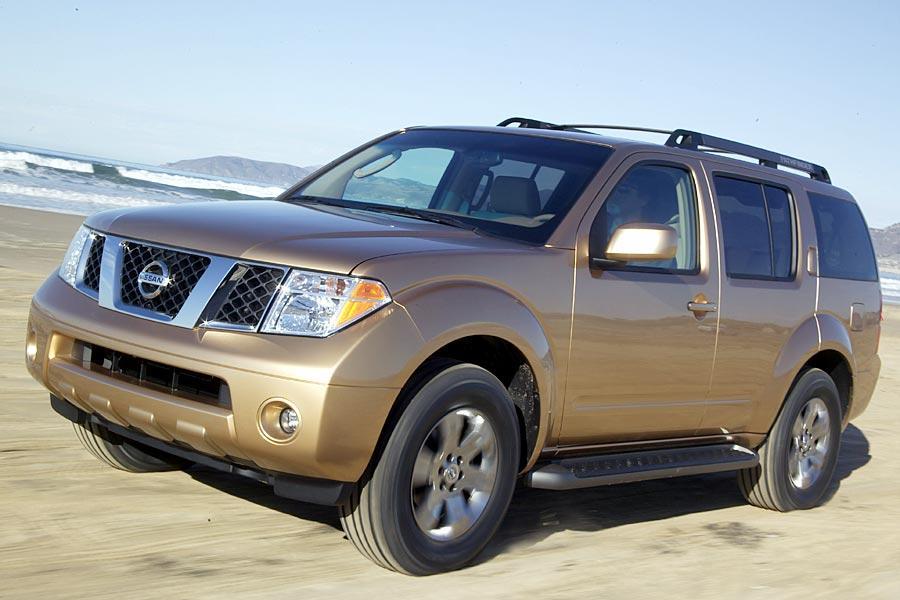 2005 Nissan Pathfinder Specs Pictures Trims Colors