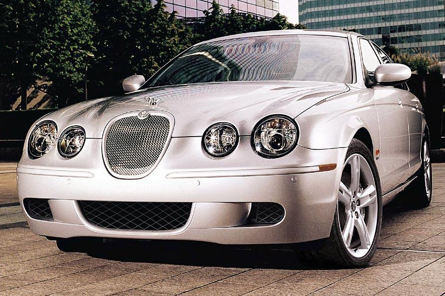 2005 Jaguar S-Type Photo 3 of 10