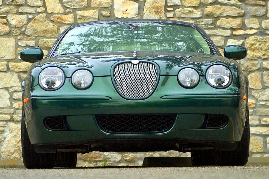 2005 Jaguar S-Type Photo 6 of 10