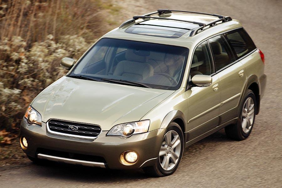 2005 Subaru Outback Photo 2 of 10