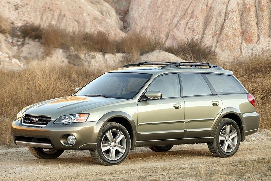 2005 Subaru Outback Overview Cars Com