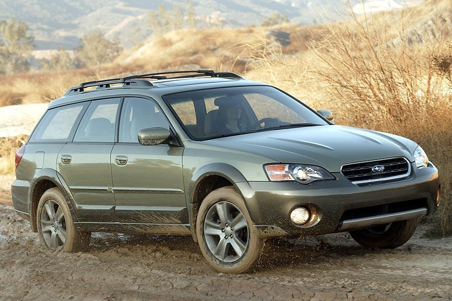 Forester Vs Outback >> 2005 Subaru Outback Specs, Pictures, Trims, Colors || Cars.com