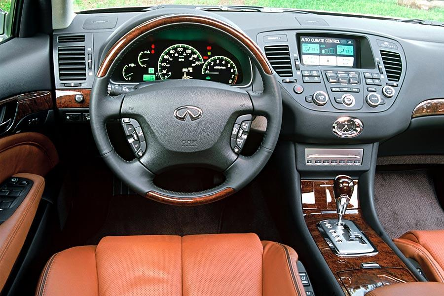 2005 Infiniti Q45 Reviews Specs And Prices Cars Com