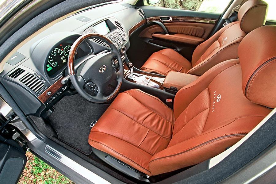 Infiniti San Antonio >> 2005 INFINITI Q45 Reviews, Specs and Prices | Cars.com