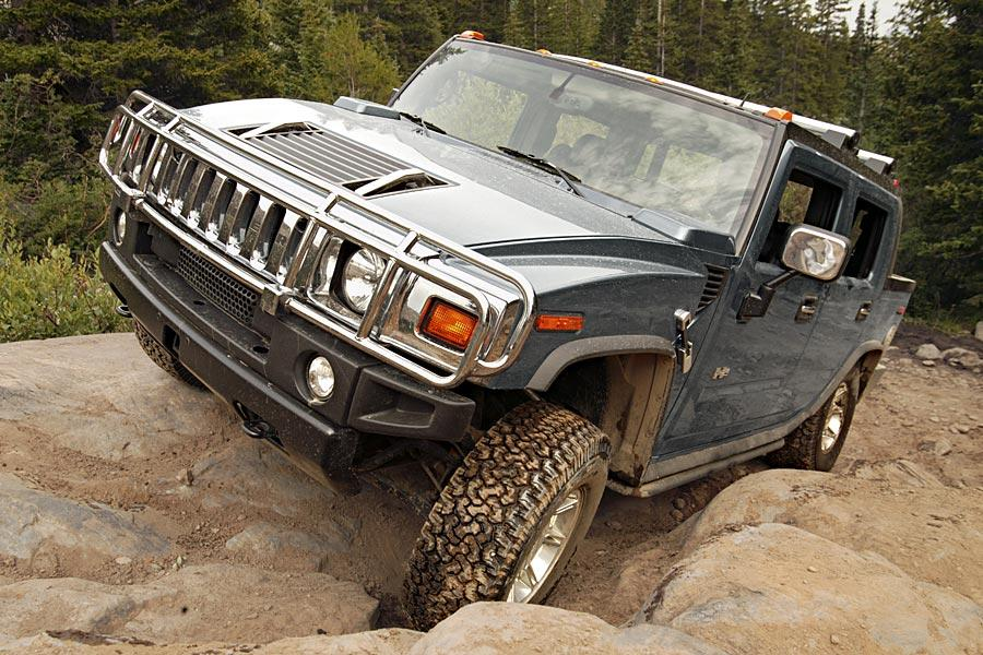 2005 Hummer H2 Photo 4 of 11