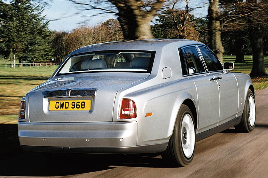 2004 Rolls-Royce Phantom VI Photo 4 of 9