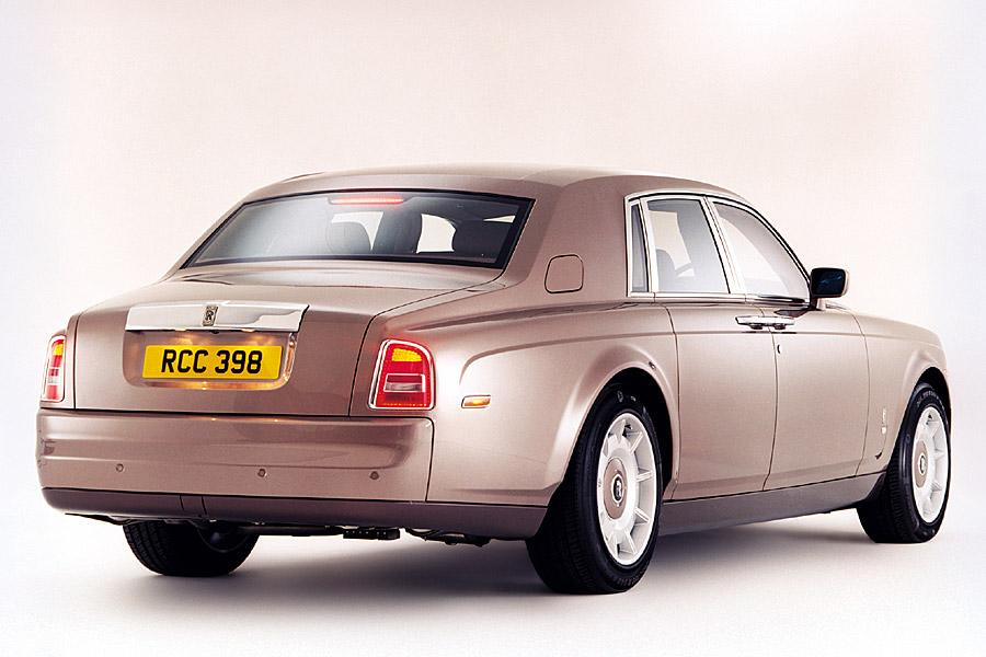 2004 Rolls-Royce Phantom VI Photo 5 of 9