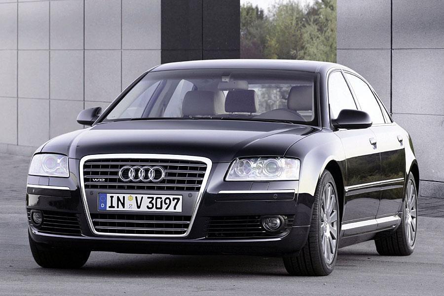 2005 Audi A8 Photo 2 of 4