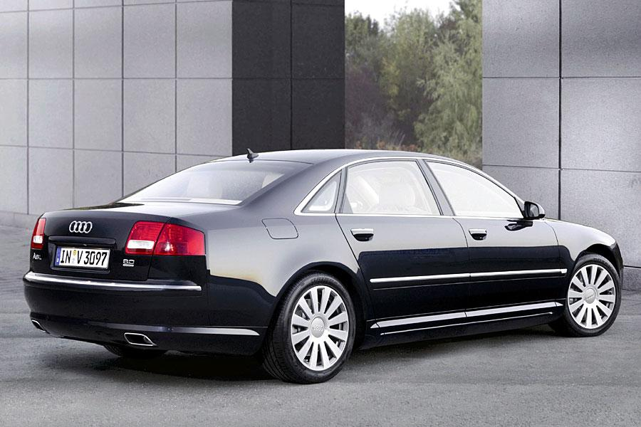2005 Audi A8 Specs, Pictures, Trims, Colors || Cars.com