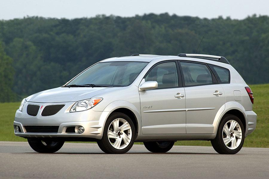 2005 Pontiac Vibe Overview