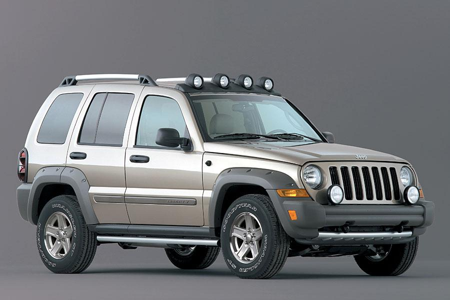 2005 jeep liberty overview