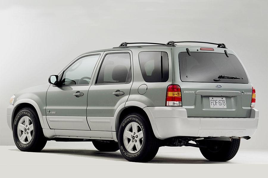2005 Ford Escape Hybrid Photo 3 of 15