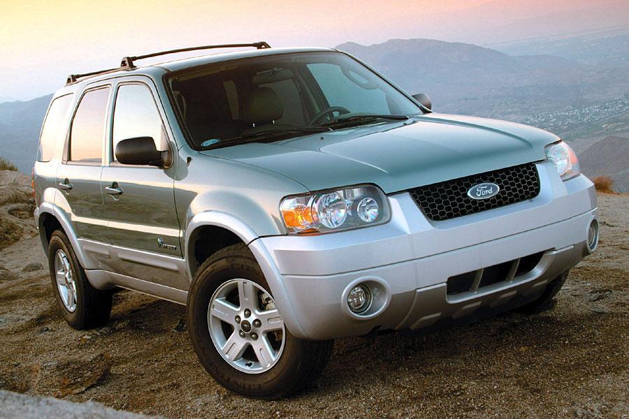 2005 Ford Escape Hybrid Photo 4 of 15
