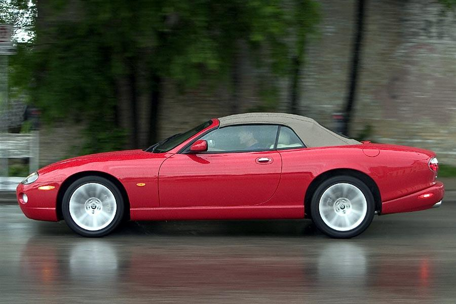 2005 Jaguar XK8 Photo 2 of 4