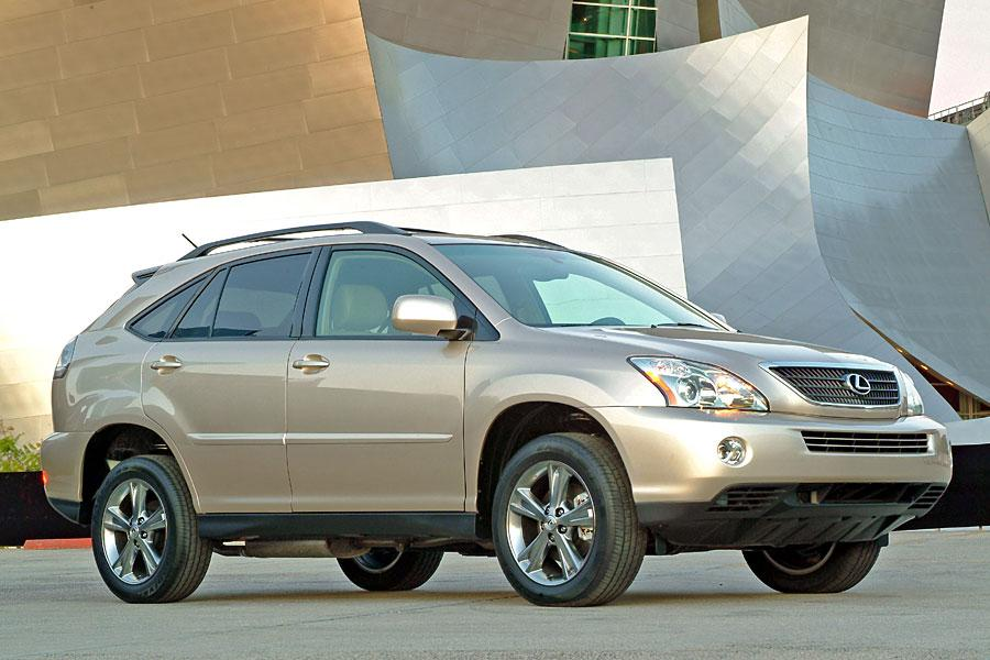 2006 lexus rx 400h overview. Black Bedroom Furniture Sets. Home Design Ideas