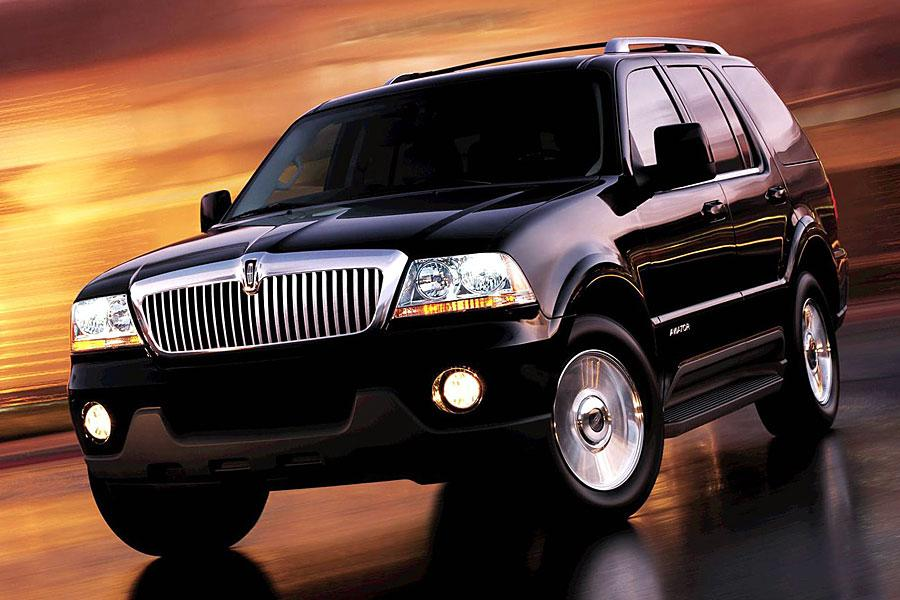 2019 Lincoln Aviator >> 2005 Lincoln Aviator Overview | Cars.com