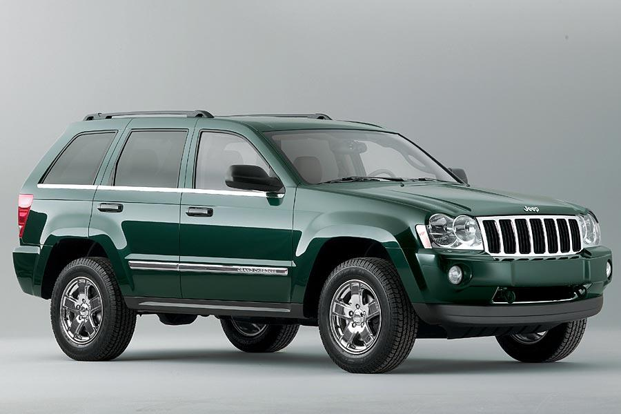 2005 Jeep Grand Cherokee Overview | Cars.com