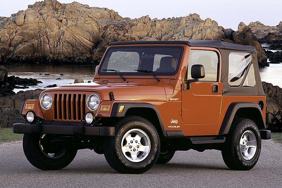 2005 Jeep Wrangler Photo 3 of 3