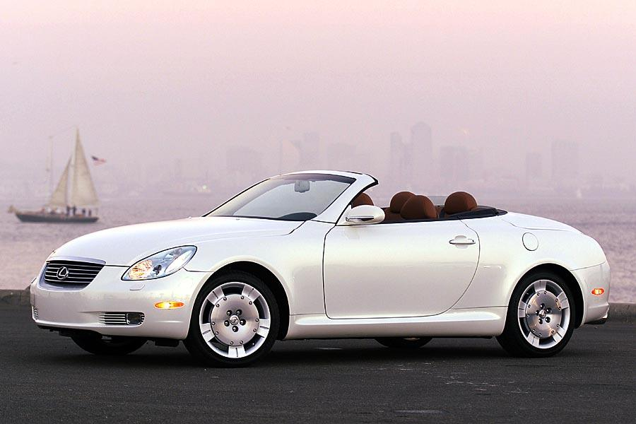 2005 lexus sc 430 overview. Black Bedroom Furniture Sets. Home Design Ideas
