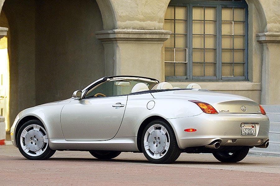 2005 Lexus Sc 430 Overview Cars Com