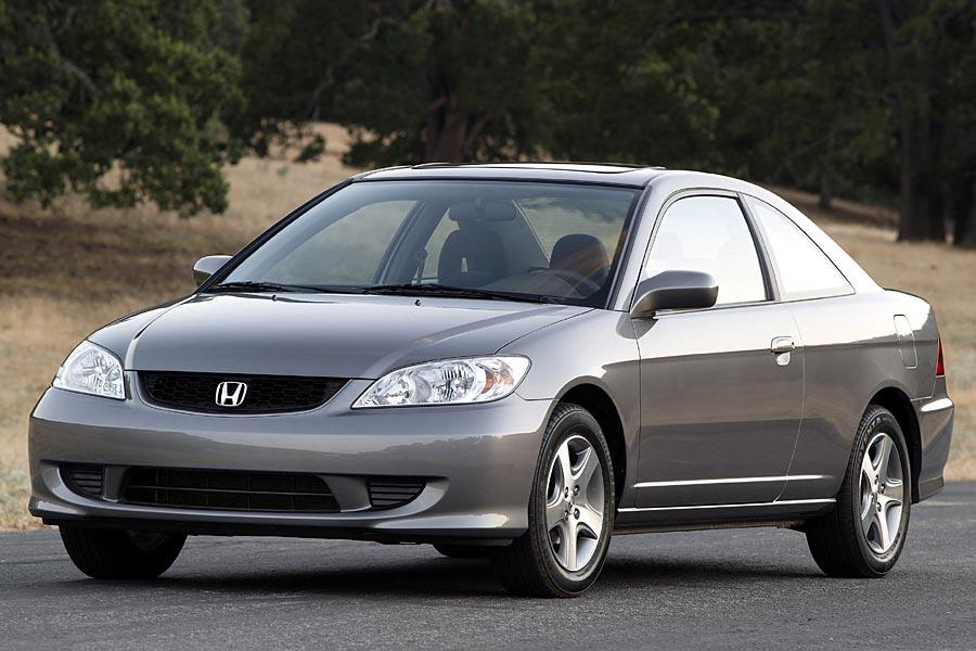2005 honda civic overview. Black Bedroom Furniture Sets. Home Design Ideas