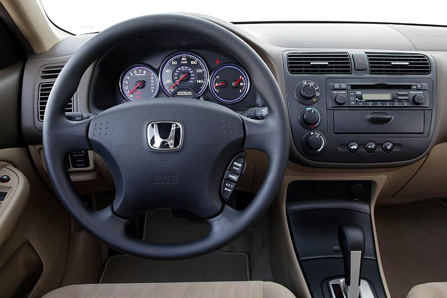 2005 Honda Civic Reviews Specs And Prices Cars Com