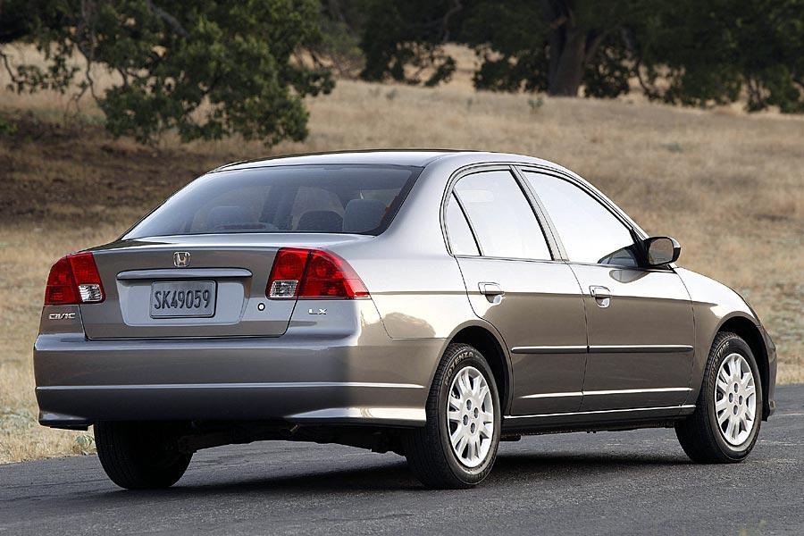2002 Honda Civic Mpg >> 2005 Honda Civic Specs, Pictures, Trims, Colors || Cars.com