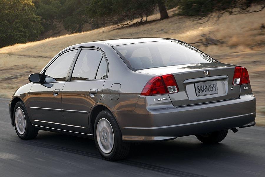 2002 Honda Civic Mpg >> 2005 Honda Civic Reviews, Specs and Prices | Cars.com