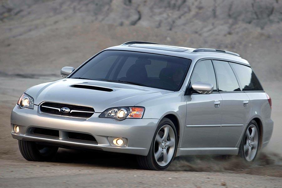 2005 Subaru Legacy Photo 6 of 7