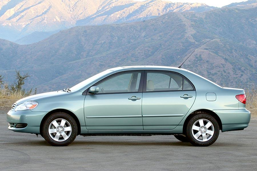 2005 toyota corolla overview | cars