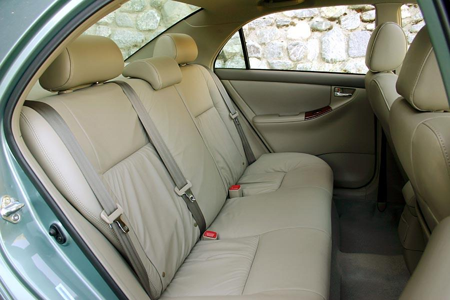 2010 Toyota Corolla Mpg >> 2005 Toyota Corolla Reviews, Specs and Prices | Cars.com