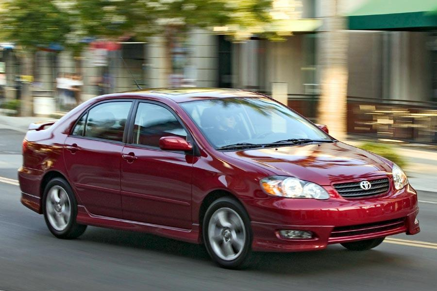 2005 toyota corolla specs pictures trims colors. Black Bedroom Furniture Sets. Home Design Ideas