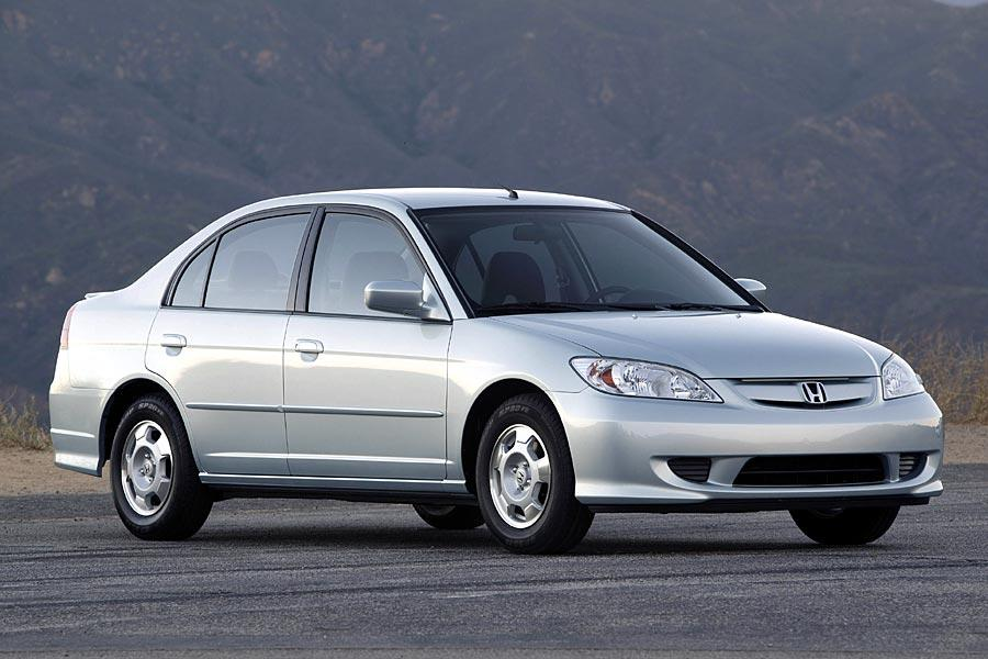 2005 Honda Civic Hybrid Photo 1 of 10