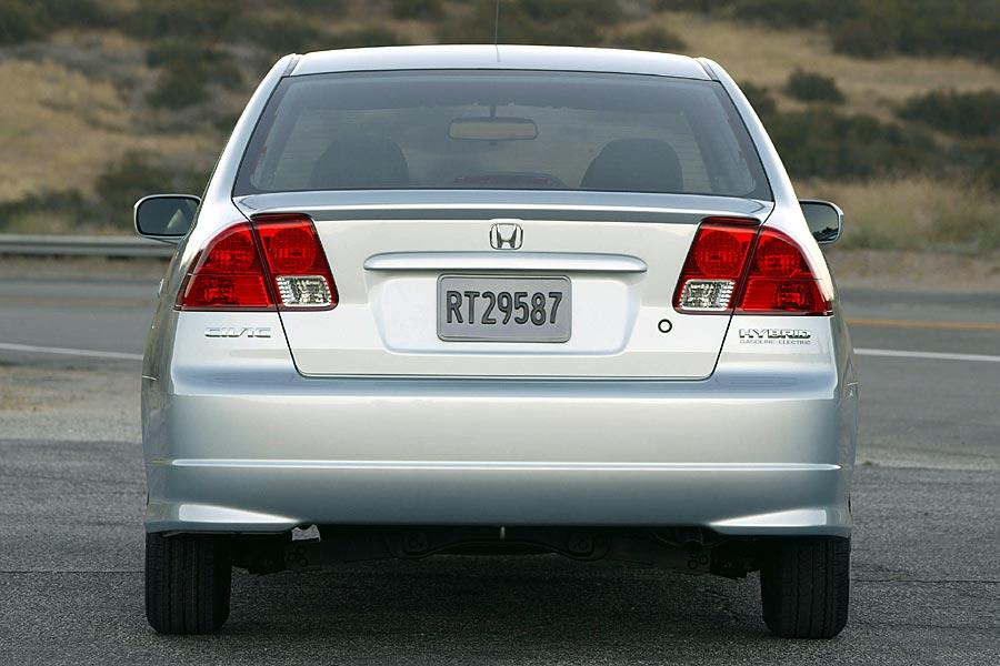 2005 honda civic hybrid reviews specs and prices. Black Bedroom Furniture Sets. Home Design Ideas