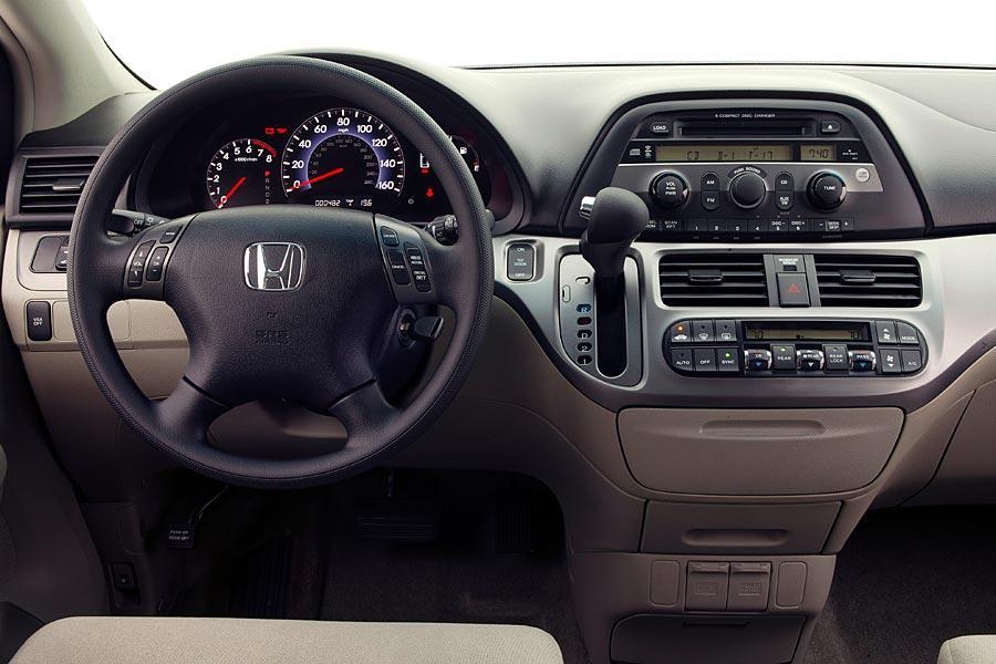 2005 Honda Odyssey Reviews Specs And Prices Cars Com