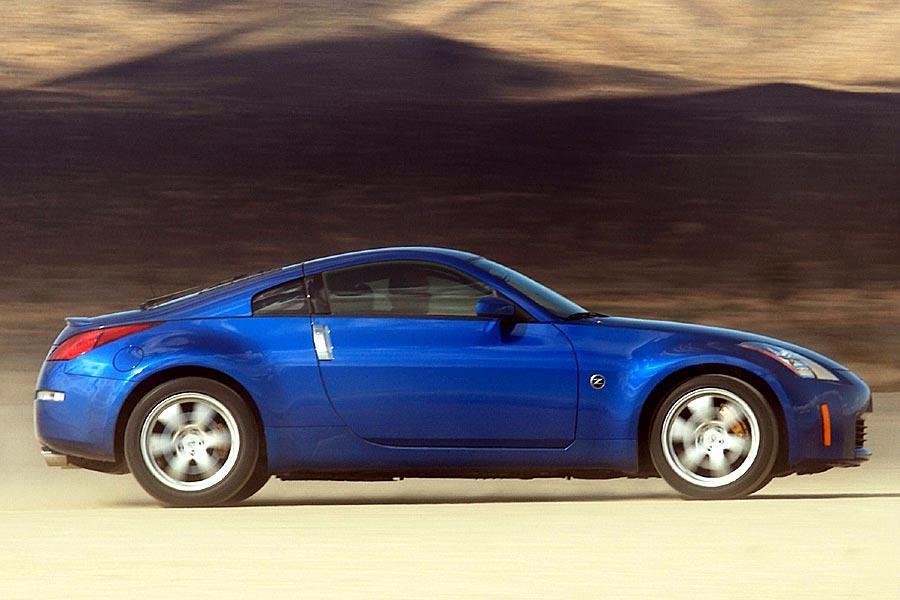 2005 Nissan 350Z Photo 4 of 10