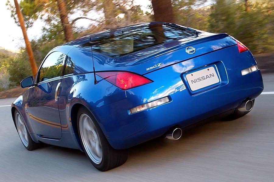 2005 Nissan 350Z Photo 5 of 10
