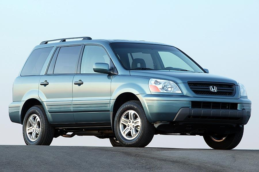 2005 Honda Pilot Photo 1 of 12