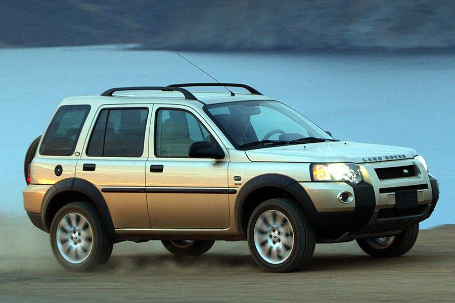 2005 land rover freelander reviews specs and prices. Black Bedroom Furniture Sets. Home Design Ideas