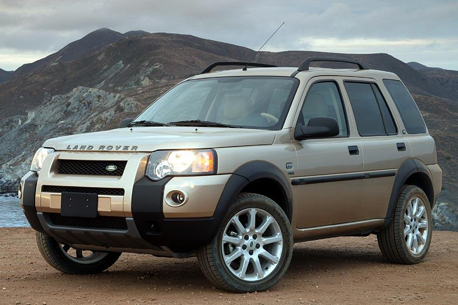 2005 land rover freelander overview. Black Bedroom Furniture Sets. Home Design Ideas