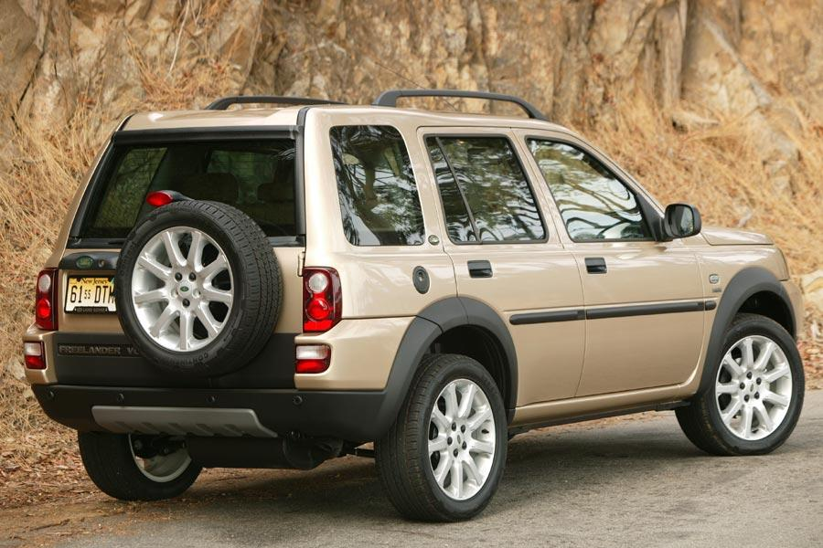 2005 Land Rover Freelander Photo 5 of 14