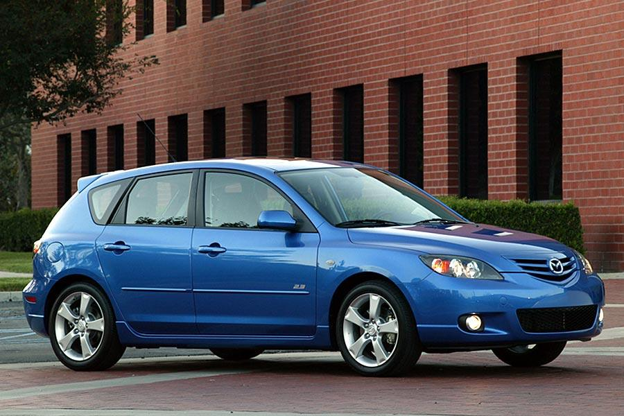 2005 mazda mazda3 specs pictures trims colors. Black Bedroom Furniture Sets. Home Design Ideas