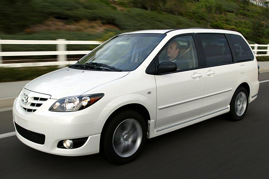 2005 Mazda Mpv Reviews Specs And Prices Cars Com